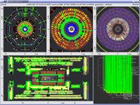 Le LHC sous KDE
