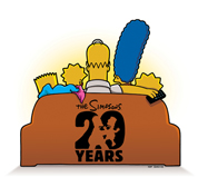 Les Simpson fêtent leurs 20 ans