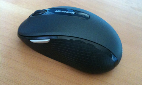 Souris Wireless 4000