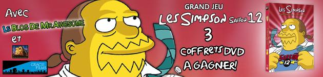 Les Simpson Saison 12 Concours