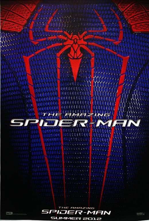 Poster teaser pour The Amazing Spiderman