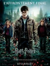 Affiche Harry Potter et les reliques de la mort - Partie 2