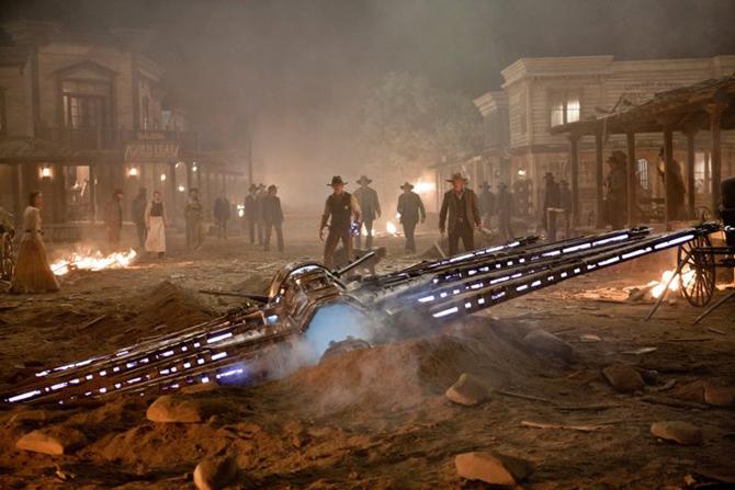 Photo du film Cowboys et envahisseurs de Jon Favreau