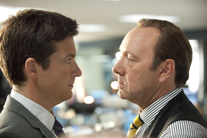 Jason Bateman et Kevin Spacey (Comment tuer son Boss ?)