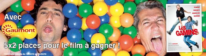 """Concours """"Les Gamins"""""""