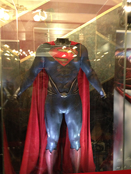 Costume du film Man of Steel