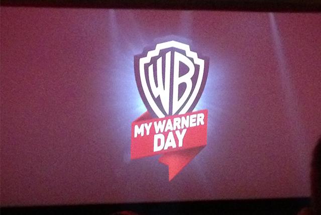 My Warner Day