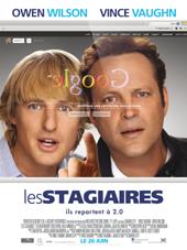 """Affiche du film """"Les Stagiaires"""""""