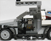 Plus d'infos sur la delorean RVLF de Lego !