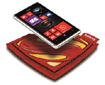 Zoom sur le Nokia Lumia 925 édition Man of Steel