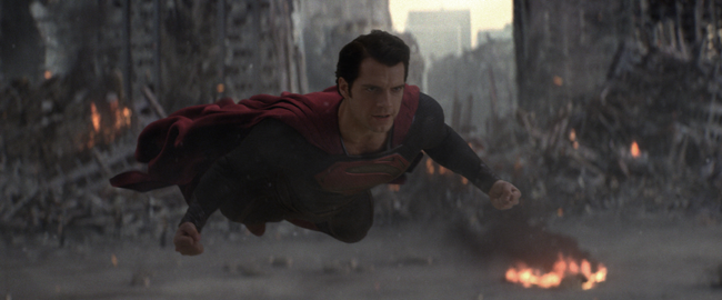 Man of Steel : Henry Cavill