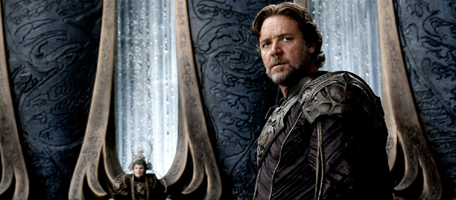 Man of Steel : Russell Crowe