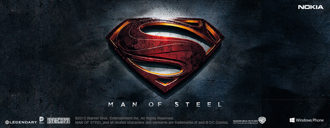 Grand jeu Man of Steel