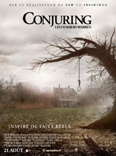the conjuring realise par james wan distributeur warner bros france