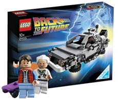 Lego Cuusoo RVLF
