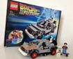 [Review] DeLorean Retour vers le Futur de Lego Cuusoo