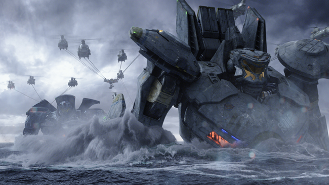 Débarquement de Jaegers