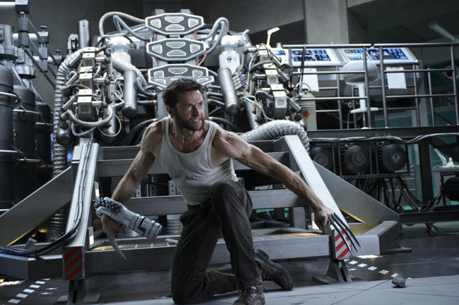 Hugh Jackman (The Wolverine)