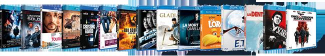 Univers Blu-ray