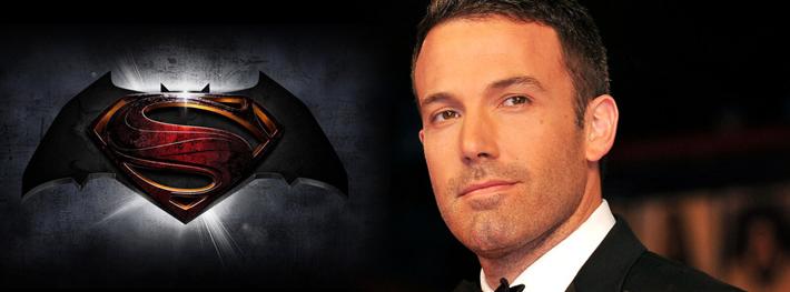 Ben Affleck est Batman