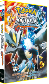 Pokemon le film, Kyurem VS la lame de la Justice