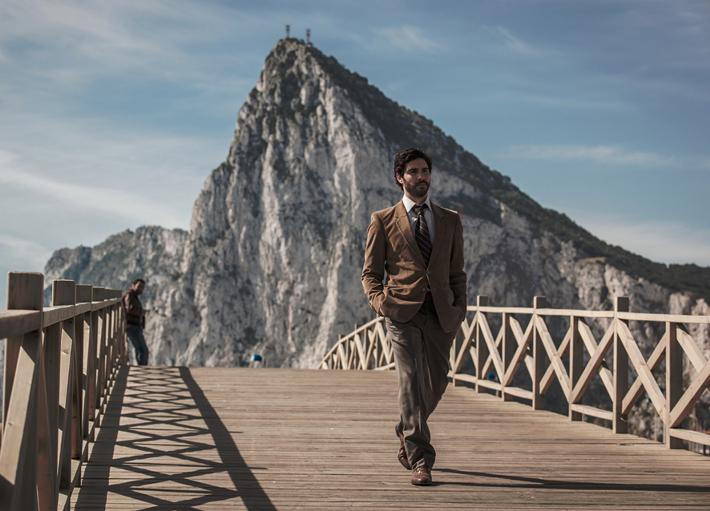 "Photo du film ""Gibraltar"""