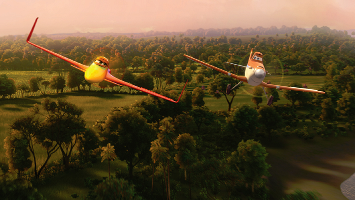 Photo du film Planes.