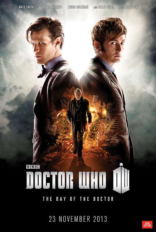 Poster The Day of The Doctor