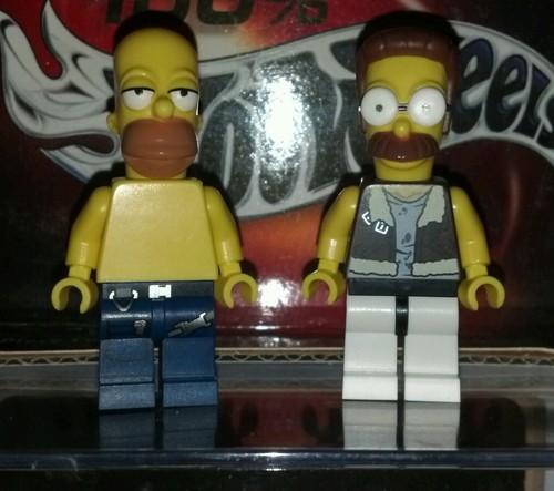 "Lego ""Les Simpson"""