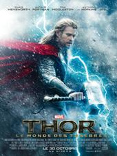 """Affiche du film """"Thor : Le Monde des ténèbres"""""""