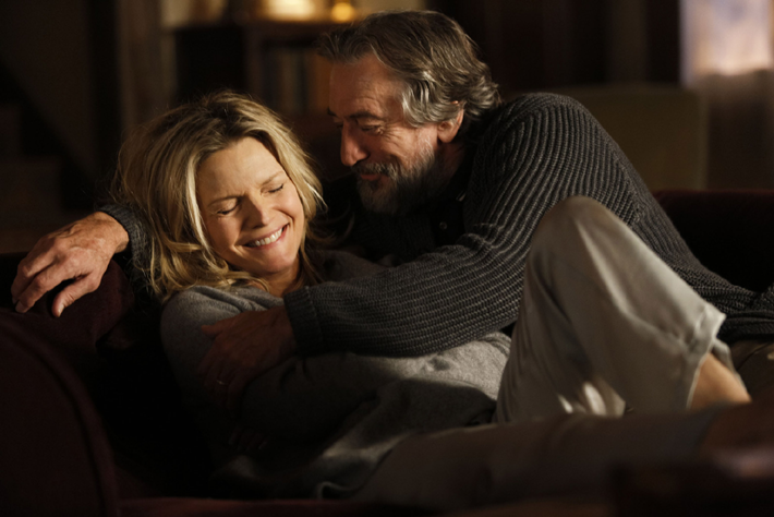 Michelle Pfeiffer et Robert De Niro.