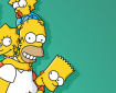Les Simpson : Un gag du canapé parodie le Hobbit